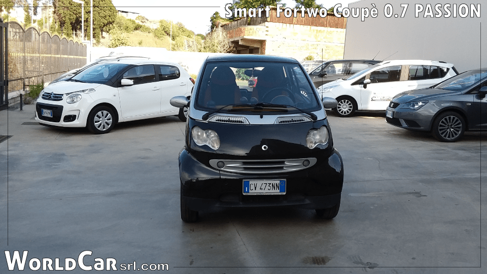 Smart Fortwo Coupè 0.7 PASSION