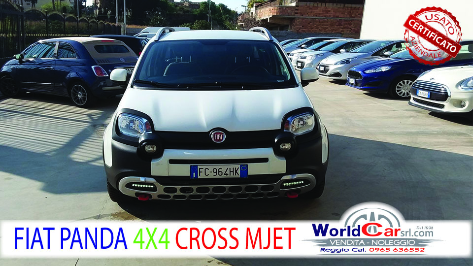 FIAT PANDA 1 3 MULTJET 4X4 CROSS