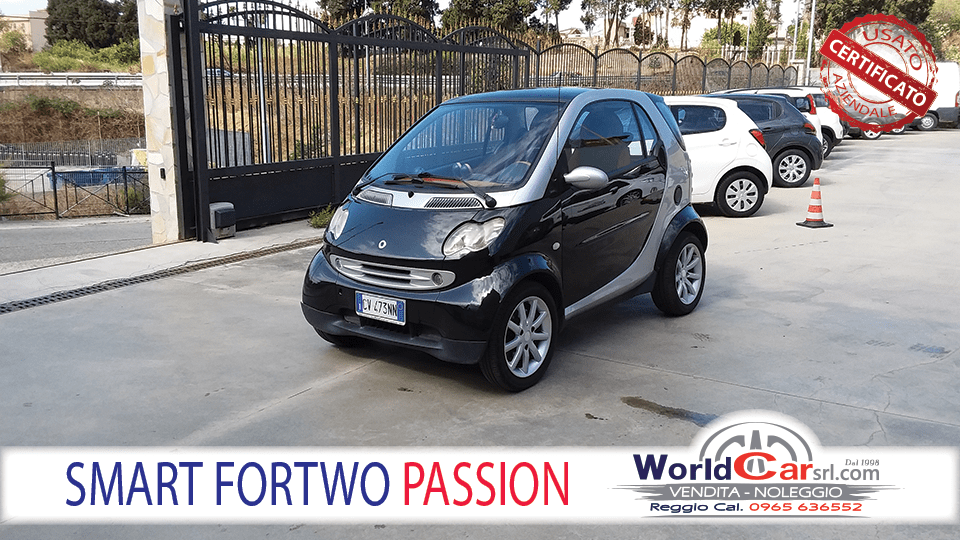 Smart Fortwo Coupè PASSION