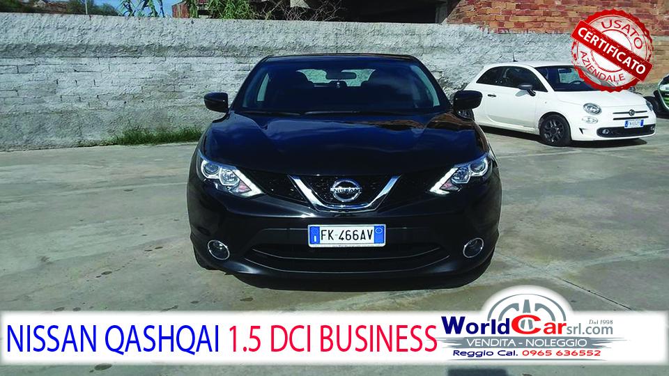 NISSAN QASHQAI 1.5. DCI 110CV BUSINESS