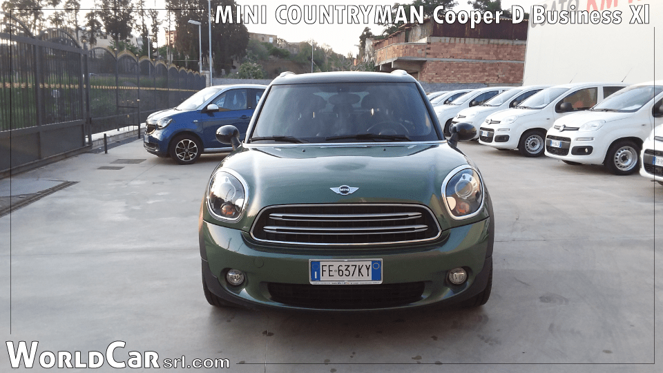 MINI COUNTRYMAN Cooper D Business Xl