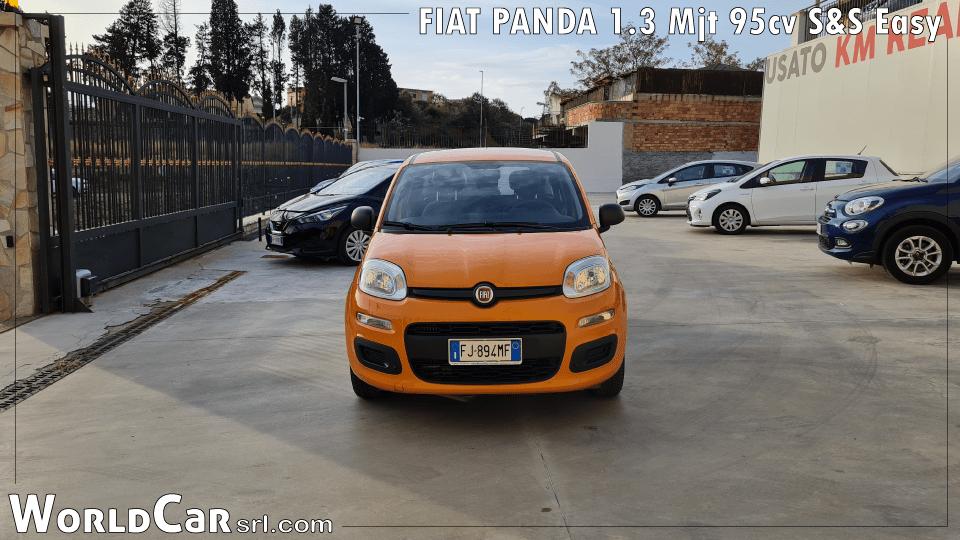 FIAT PANDA1.3Mjt95cvS&S Easy