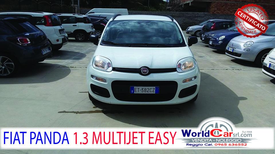 FIAT PANDA 1 3 MULTJET 75  CV