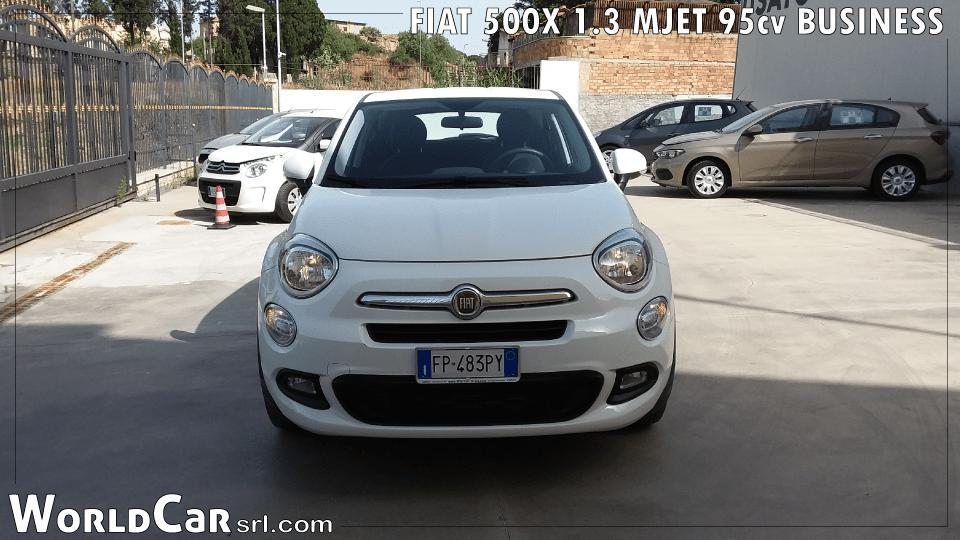 FIAT 500X1.3MJET95cv BUSINESS