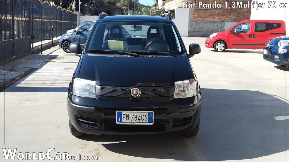 FIAT PANDA 1.3 MULTIJET 75 CV