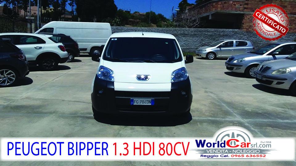 PEUGEOT BIPPER 1.3 HDI