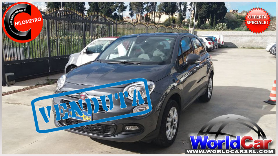 FIAT 500 X 1.6 MULTJET BUSINESS