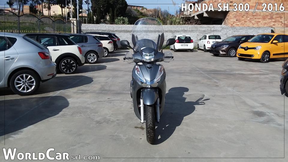 HONDA SH 300 / 2016