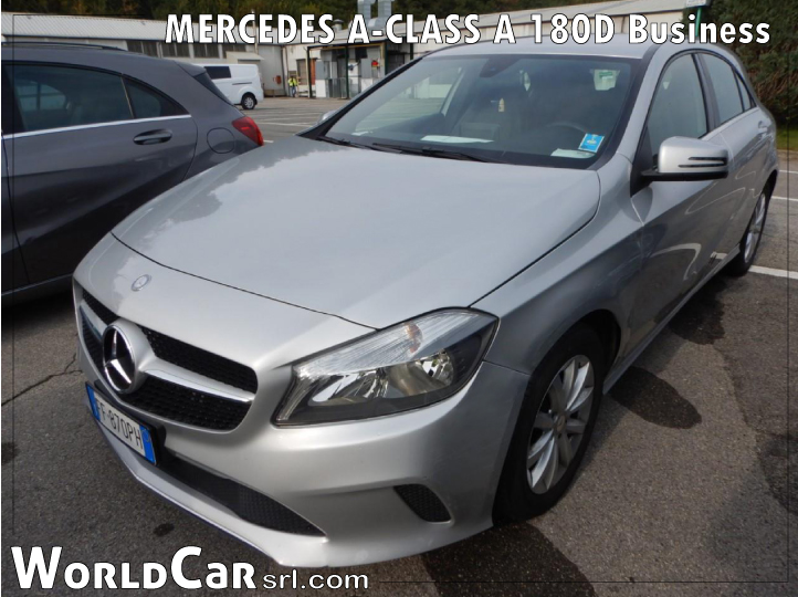 MERCEDES A-CLASS A 180D Business