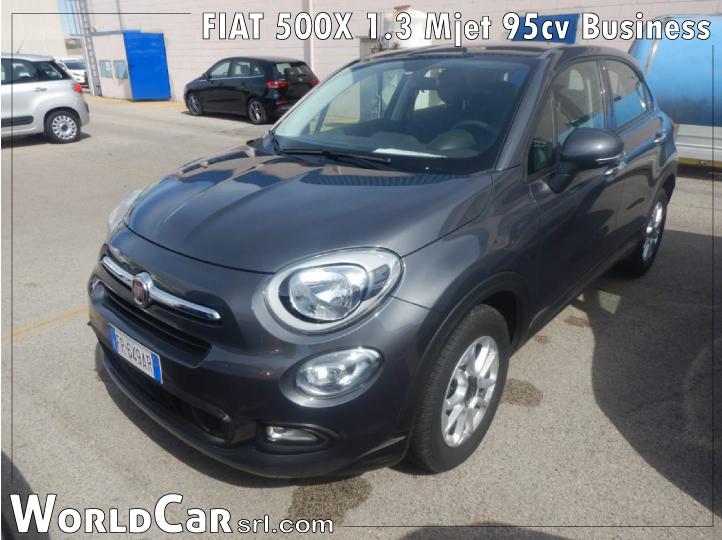 FIAT 500X 1.3 Mjet 95cv Business