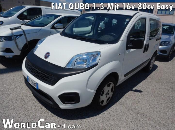 FIAT QUBO 1.3 Mjt 16v 80cv Easy