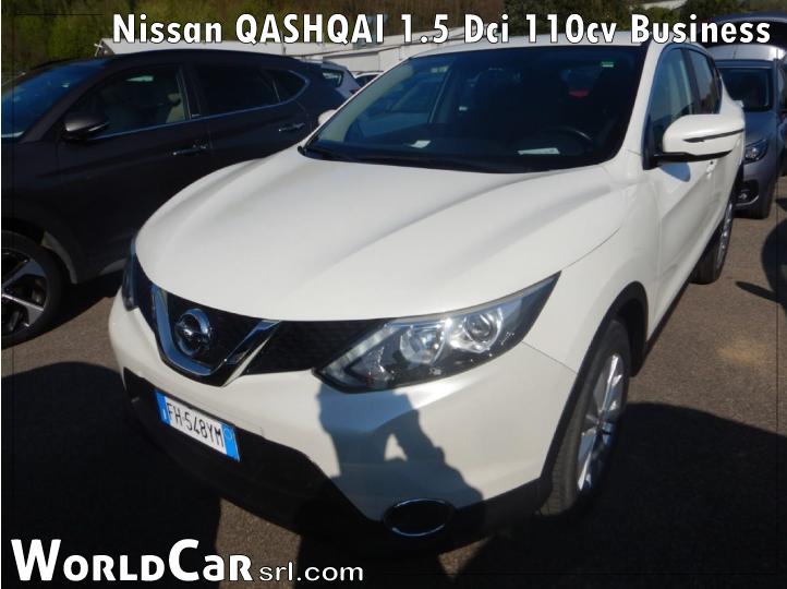 Nissan QASHQAI 1.5 Dci 110cv Business