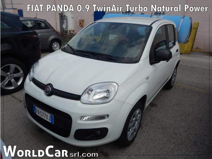 FIAT PANDA 0.9 TwinAir Turbo Natural Power