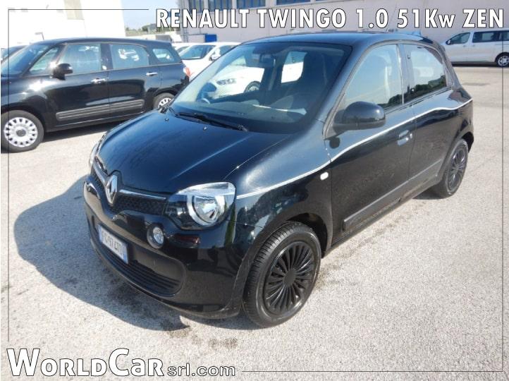 RENAULT TWINGO1.0 51Kw ZEN